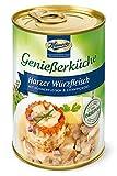 Harzer Würzfleisch Keunecke Feine Marke mit Tradition, DLG prämiert, 400g