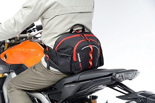 ゴールドウイン(GOLDWIN)バイク用バッグ・ケースツーリングヒップバッグ22ブラックKGSM17616