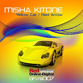 Red Arrow  Yellow Car