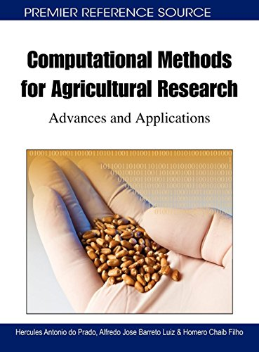 Computational Methods for Agricultural Research: Advances and Applications