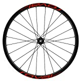 Pegatinas Llantas Bicicleta 29' ROVAL Control SL WH23 VINILOS Ruedas Rojo 032