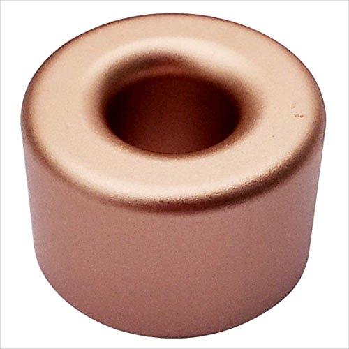 プルームテック スタンド (丸型ローズゴールド) おしゃれなアルミ製 Ploom Tech PloomTech電子タバコ VAPE ペン立て シンプル ケース