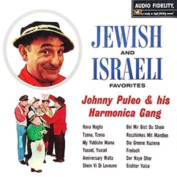 Jewish and Israeli Favorites