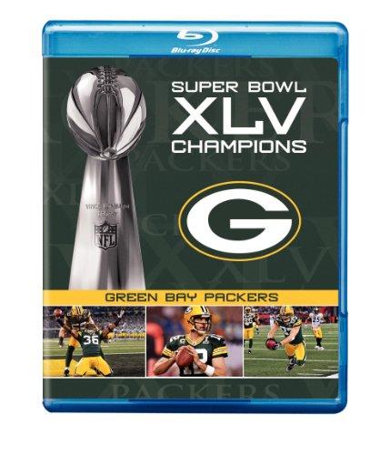 Green Bay Packers Super Bowl XLV Champions NFL Blu-Ray