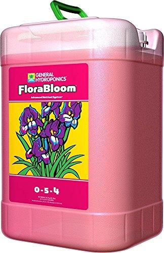 General Hydroponics HGC718025 FloraBloom Advanced Nutrient System 6-Gallon Magenta