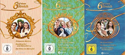 Sechs auf einen Streich - Märchenbox, Vols. 13-15 (9 DVDs)