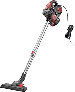 INSE Vacuum Cleaner Corded Stick Handheld 2 in 1 Vacumes for Hardwood Low-Medium Pile Carpet Pet Hair 18KPA 600W - I5