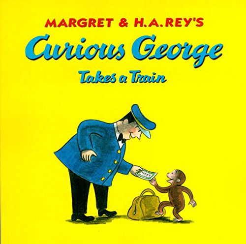 Curious George Takes a Trainの詳細を見る