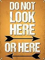 ガレージルール メタルポスタレトロなポスタ安全標識壁パネル ティンサイン注意看板壁掛けプレート警告サイン絵図ショップ食料品ショッピングモールパーキングバークラブカフェレストラントイレ公共の場ギフト