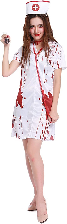 Ice-Beauty-ukzy Halloween Industry No. 1 Cosplay Adult Uniform Genuine Free Shipping Ladies Nurse