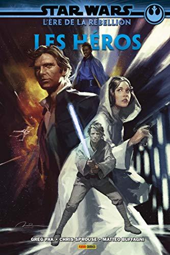 Star Wars L'ère de la Rebellion: les Héros