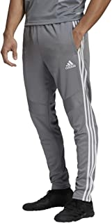 adidas standard Tiro 19 Pants for Men's, Size : 3X-Large, Grey/White