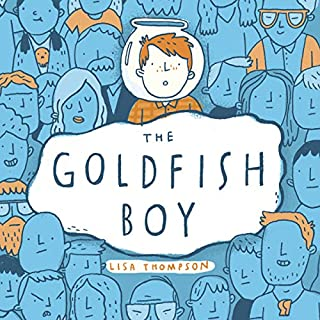 Couverture de The Goldfish Boy