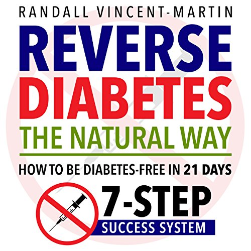 Reverse Diabetes: The Natural Way audiobook cover art