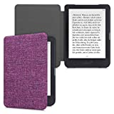 kwmobile Case Compatible with Tolino Shine 3 - Book Style