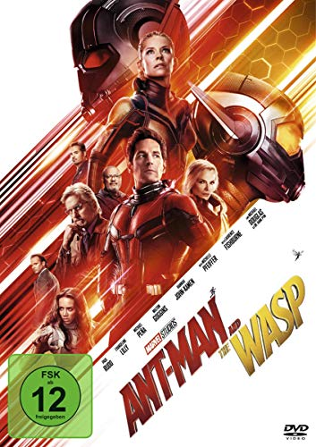 Ant-Man and the Wasp [Alemania] [DVD]