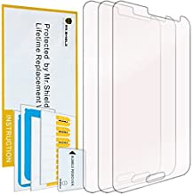 Mr.Shield for Samsung Galaxy J3 / Galaxy J3 (2016) Premium Clear Screen Protector [3-Pack] with Lifetime Replacement