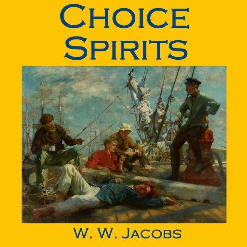 Choice Spirits cover art