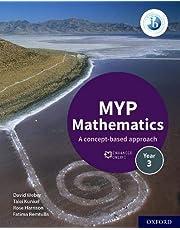 MYP Mathematics 3 Course Book: MYP students - Year 3