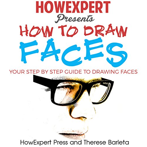 How to Draw Faces audiobook cover art