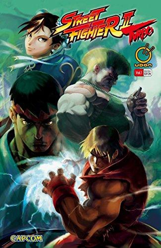Street Fighter II Turbo Vol. 1 (English Edition)