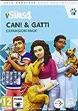 The Sims 4 Cani & Gatti - Espansione - PC [Codice digitale incluso nella confezione - CD non incluso]