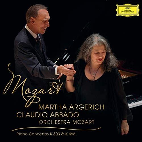 Martha Argerich, Orchestra Mozart & Claudio Abbado
