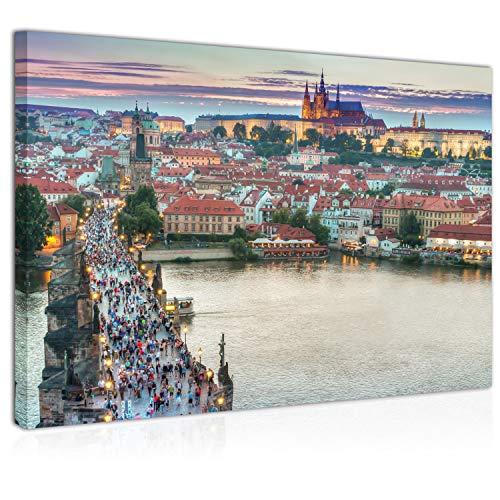 Topquadro Cuadro Imagen sobre Lienzo 70x50cm