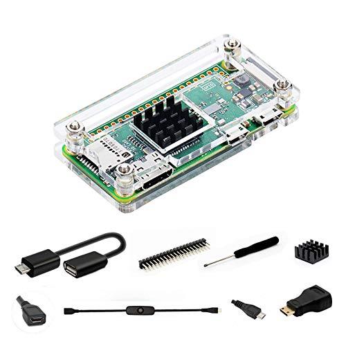 iUniker Raspberry Pi Zero W Accessories (no PiZero board)