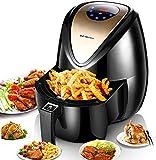 Aire Fryer Fully Automatic Fried Chicken Fries maní huevo Tarta Pan de Hogares de la freidora eléctrica