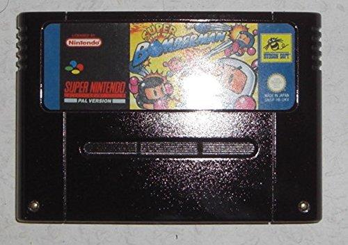 SNES Spiel: Super Bomberman 1 / Super Bomber Man I (Super Nintendo, PAL, deutsch)
