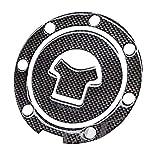 Kit de adhesivos para depósito de combustible Moto Tapa Motociclismo fibra gas del combustible del tanque del cojín del protector de la etiqueta engomada for Honda CBR 600 F2 / F3 / F4 / F4i FVR VFR C