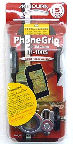 Minoura Lenkeradapter Smartphone Phone Grip ICH-100M, 28-35 mm, 3590060