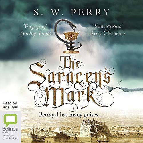The Saracen's Mark: The Jackdaw Mysteries, Book 3