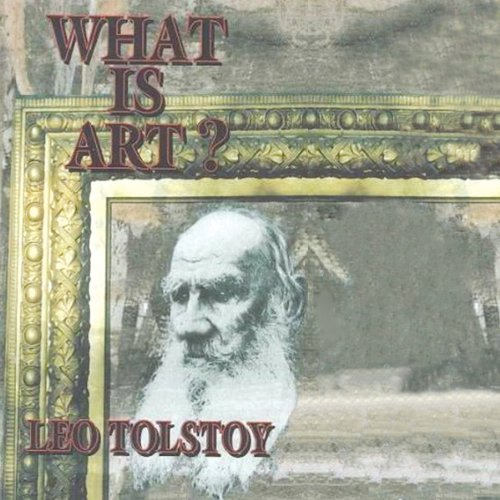 What Is Art? audiobook cover art