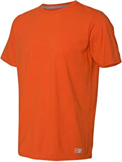 Russell Athletic Men's Soft 100% Cotton Midweight T-Shirt