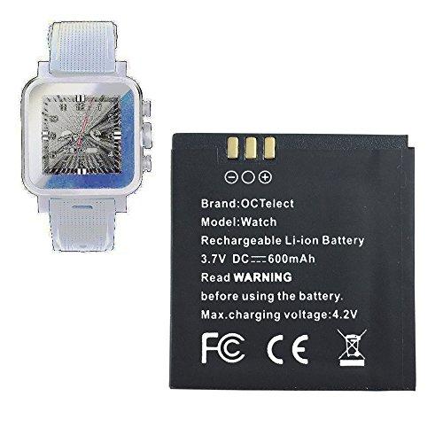 600MAH Smart Watch Batterie für Simvalley Smartwatch