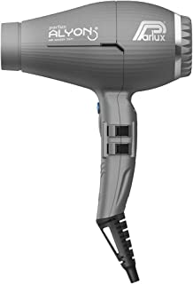 Parlux Alyon Air Ionizer Tech 2250W Hair Dryer, Matt Graphite, 700 g