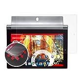 atFolix Schutzfolie passend für Lenovo Yoga Tablet 2-8 Folie, entspiegelnde & Flexible FX Bildschirmschutzfolie (2X)