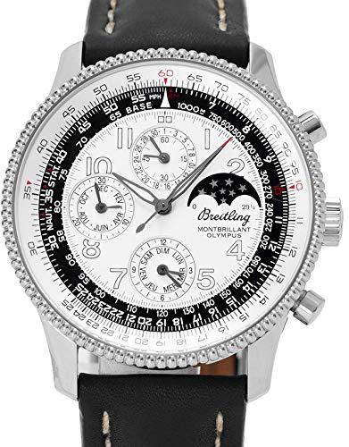 Breitling Navitimer automatic-self-wind Mens Reloj a19350_ (Certificado) de segunda mano