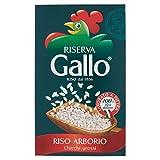 Gallo Riso Arborio, Chicchi Grassi, 1kg