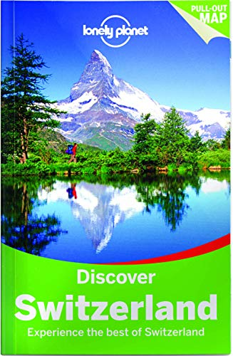 Lonely Planet Discover Switzerland (Travel Guide) - 51psUTJZgnL