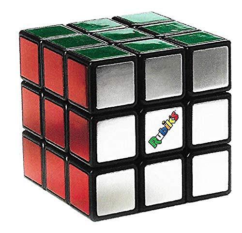 Cubo de Rubik 3 x 3 Metallic – 40