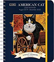 Lang Lang American Cat 2020 デラックスプランナー (20991038105) アカデミックプランナー (20991038105)