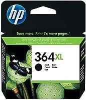HP 364XL Inktcartridge Zwart, Hoge Capaciteit (CN684EE) origineel van HP