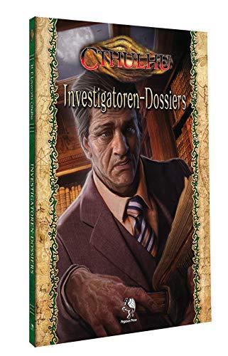 Pegasus Spiele Cthulhu: Investigatoren-Dossiers