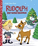 Rudolph the Red-Nosed Reindeer(Little Golden Book) [ハードカバー]