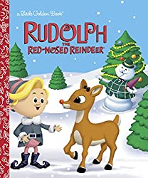 Rudolph the Red-Nosed Reindeer Little Golden Book