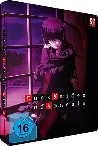 Dusk Maiden of Amnesia - Gesamtausgabe - [Blu-ray] Steelbook