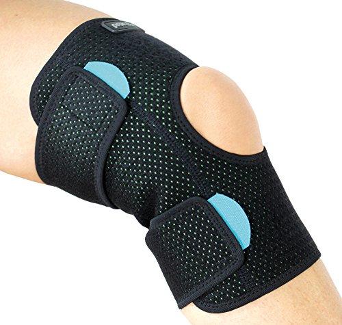 Prorelax CoolFit Knie-Stütz-Bandage - Für Bewegung ohne Schmerzen im Knie, PX-KN-41342, Einheitsgröße